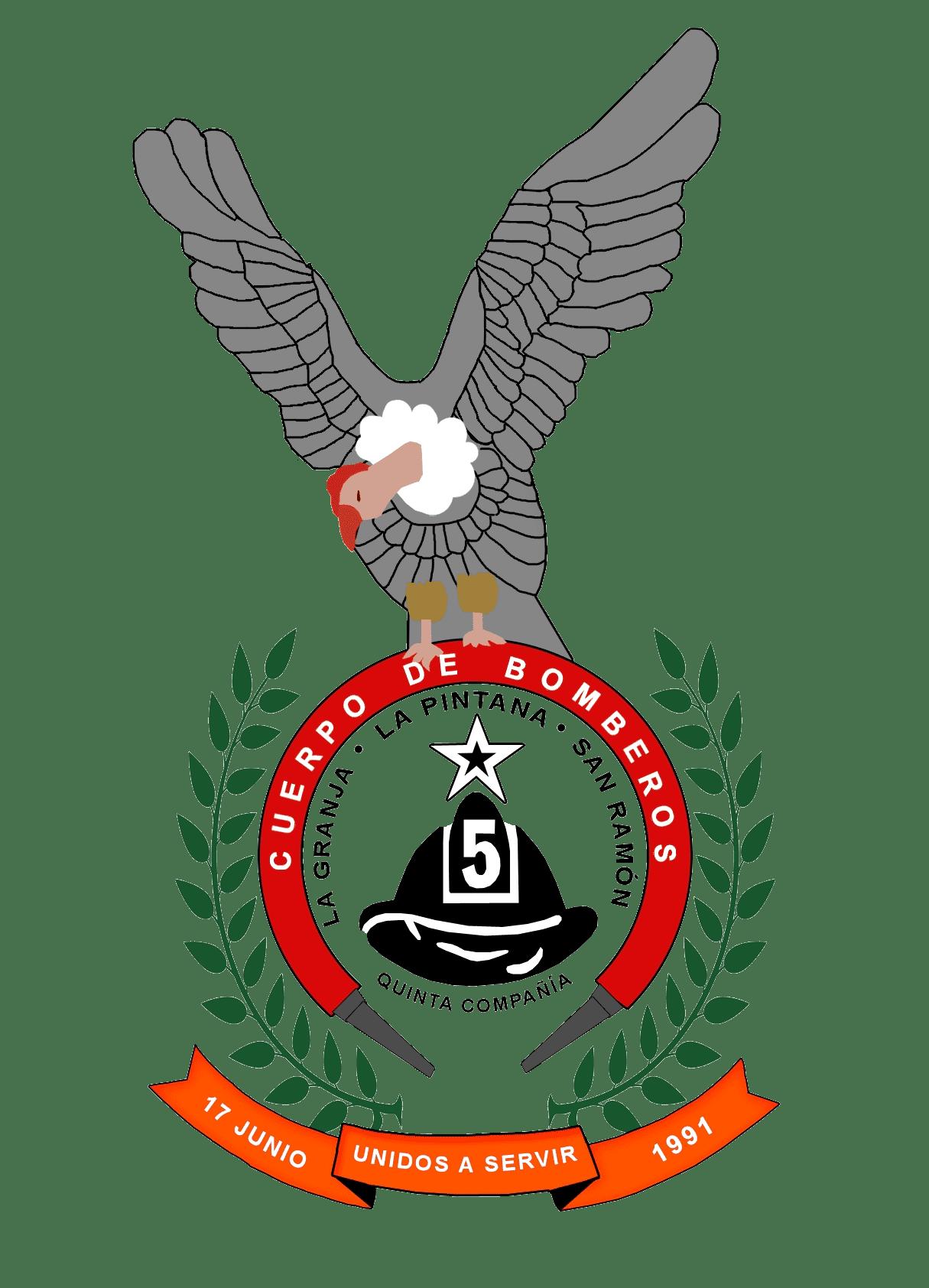 5ta Compañía Bomberos La Granja - La Pintana - San Ramón