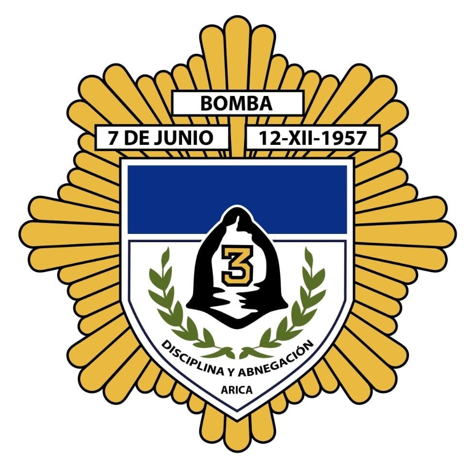 3ra CIA Bomberos Arica
